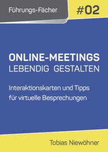 Führungs-Fächer #02 Online-Meetings lebendig gestalten