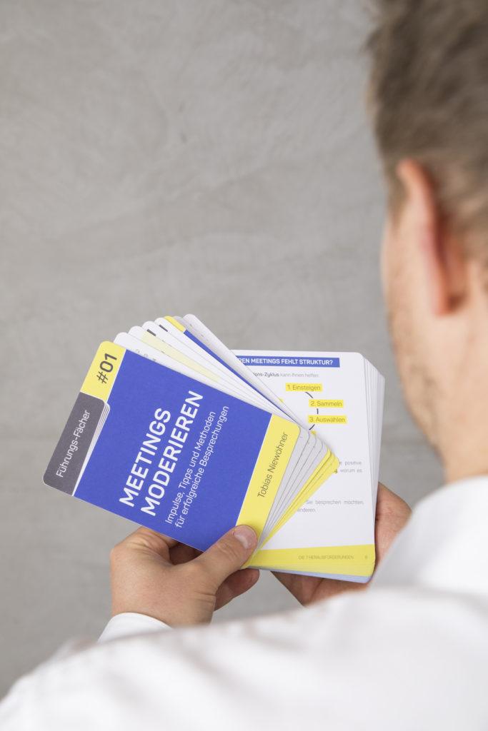 Tobias Niewöhner Führungs-Fächer Meetings moderieren